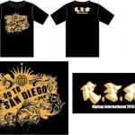 ร่วมสนับสนุนเด็กไทย ไปแข่งขันการเต้น Hip Hopที่ America Size SS,S,M, L, XL