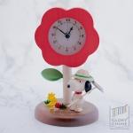 SNOOPY นาฬิกาสนูปี้ทำสวน - Wooderful Life