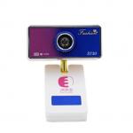 กล้องเว็บแคมฟรุ้งฟริ้ง S730 ความละเอียด 720P ฟรี !! อุปกรณ์จัดรายการ (ขาตั้ง,โคมไฟ,หลอดไฟ)