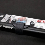 สูบลมพกพา S-Fight สีดำ มีสายสูบ เพื่อความสะดวกในการสูบในพื้นที่แคบๆ