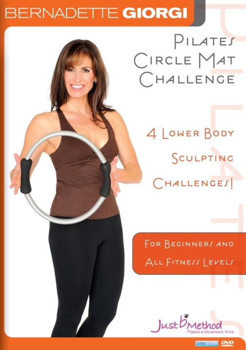 Pilates Circle Mat Challenge with Bernadette Giorgi