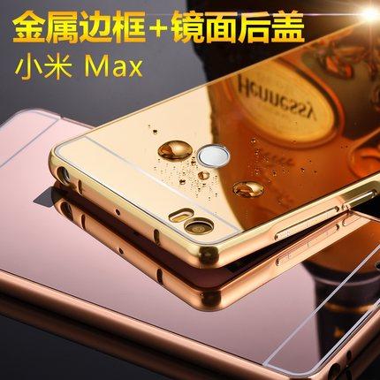 (พรีออเดอร์) เคส Xiaomi/Mi Max-เคสโลหะเคลือบเงา