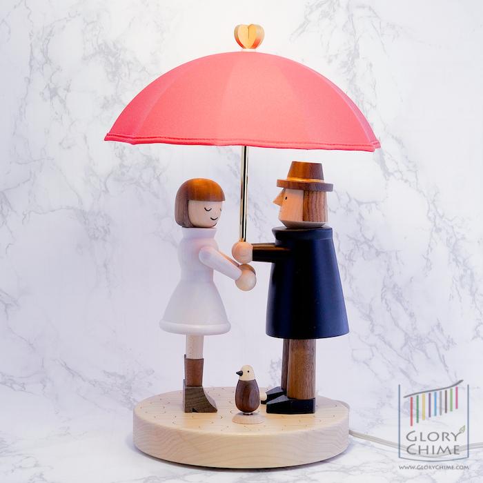 โคมไฟร่มแห่งความรัก Wooderful Life Glory Chime