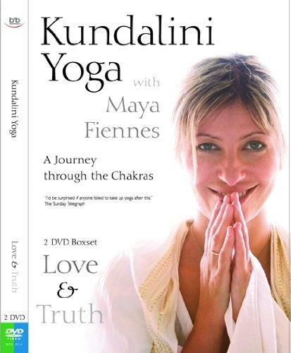 Maya Fiennes: Kundalini Yoga Love & Truth 2 DVDs