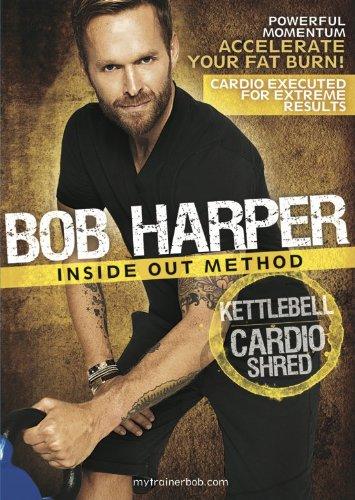 Bob Harper Kettlebell Cardio Shred