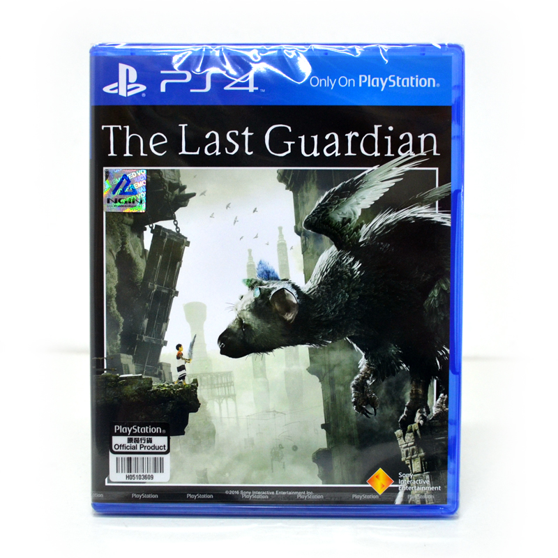 PS4™ The Last Guardian Zone 3 Asia / English