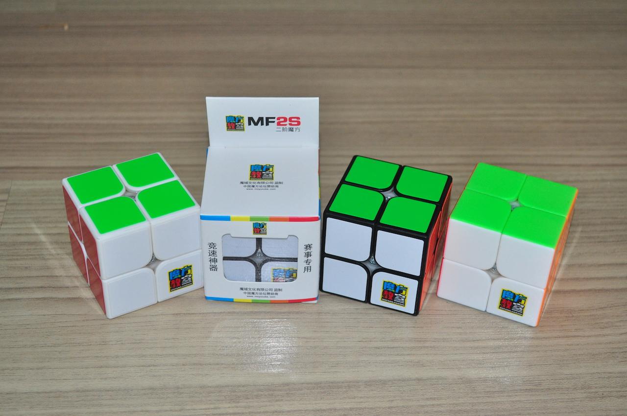 MoFang JiaoShi MF2S 2x2
