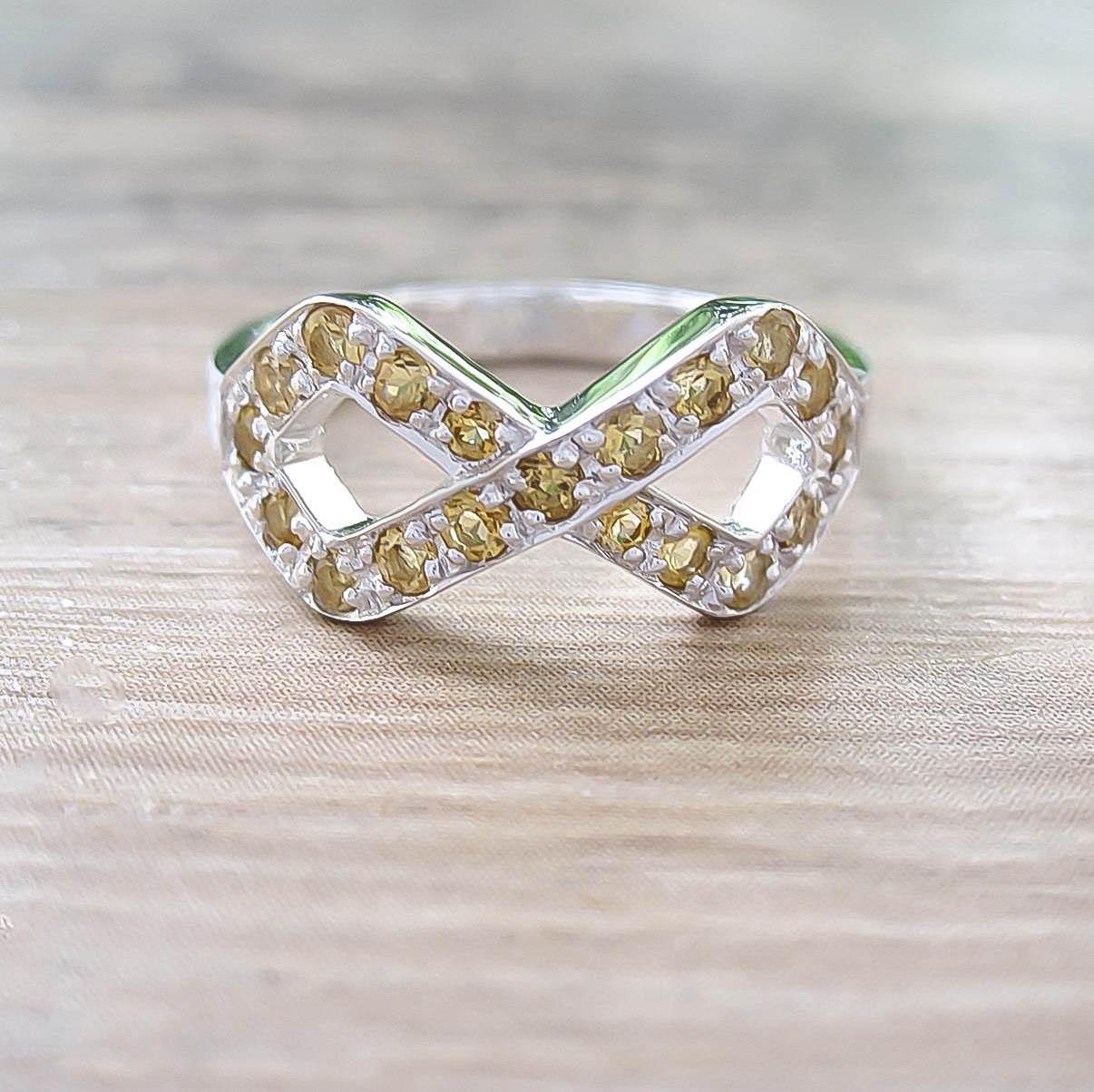 แหวนซิทริน จาก Elite & Luck