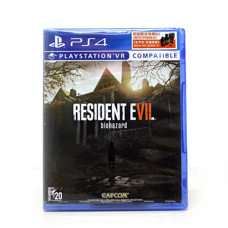 PS4™ Resident Evil 7: biohazard Zone 3 Asia / English // 1890.- ส่งฟรีทั่วประเทศ