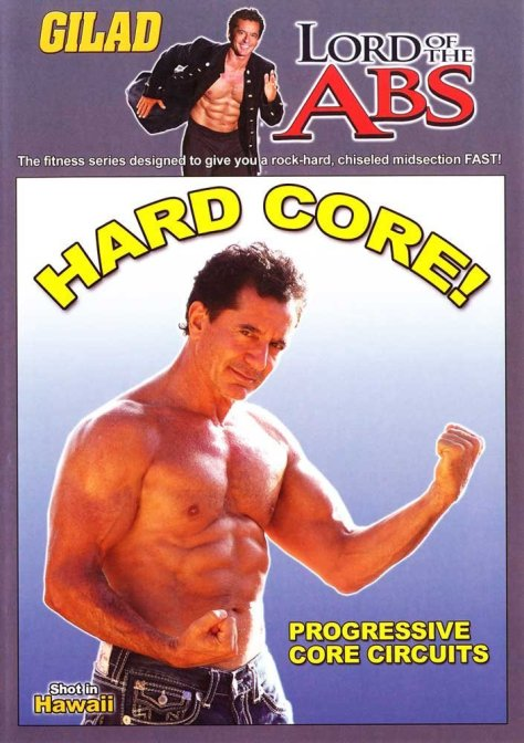 Lord of the Abs Hard Core with Gilad