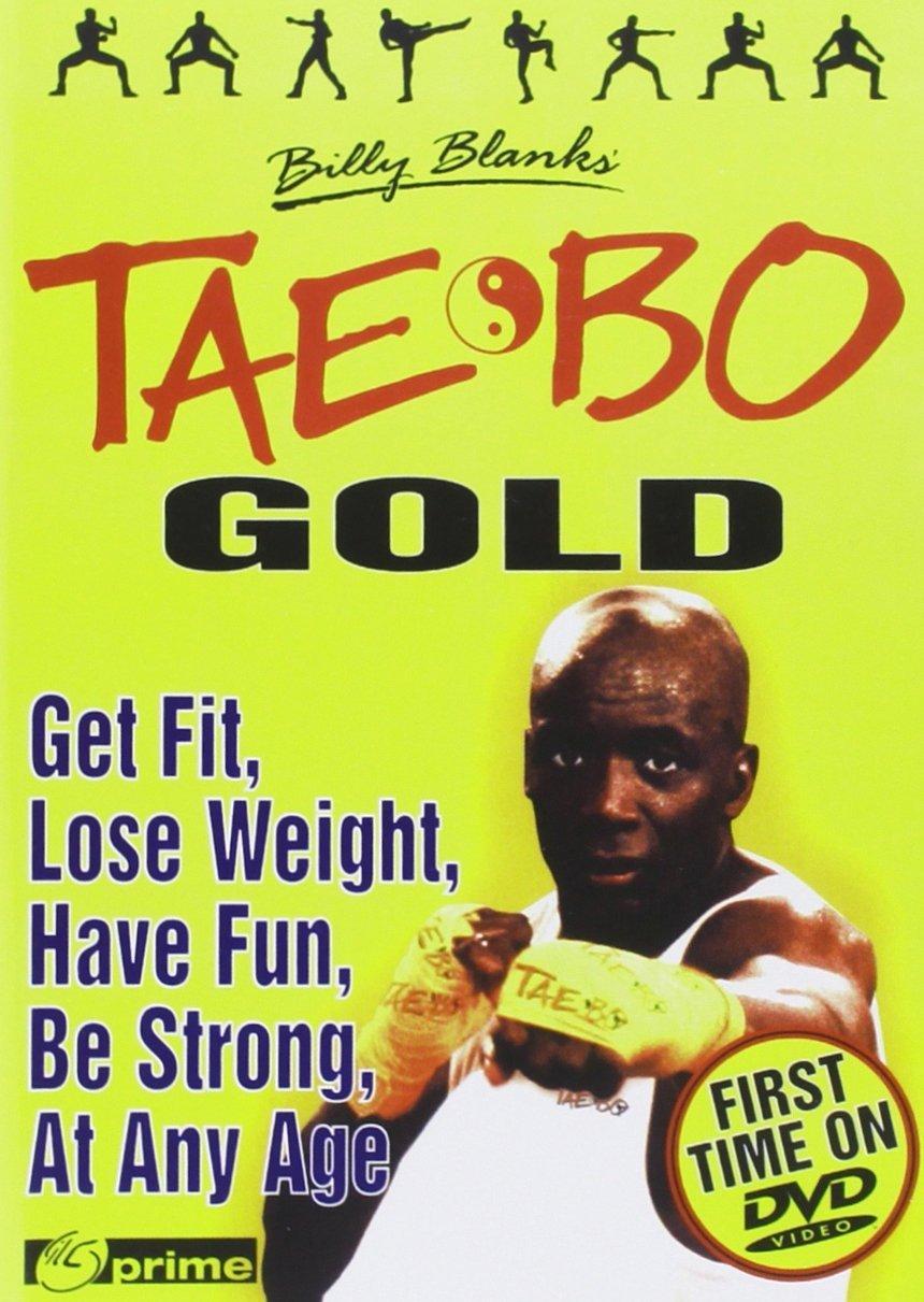 Billy Blanks Tae-Bo Gold
