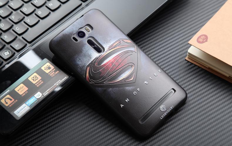 เคส asus zenfone 2 laser 6 ze601kl tpu ลาย 3D Superman