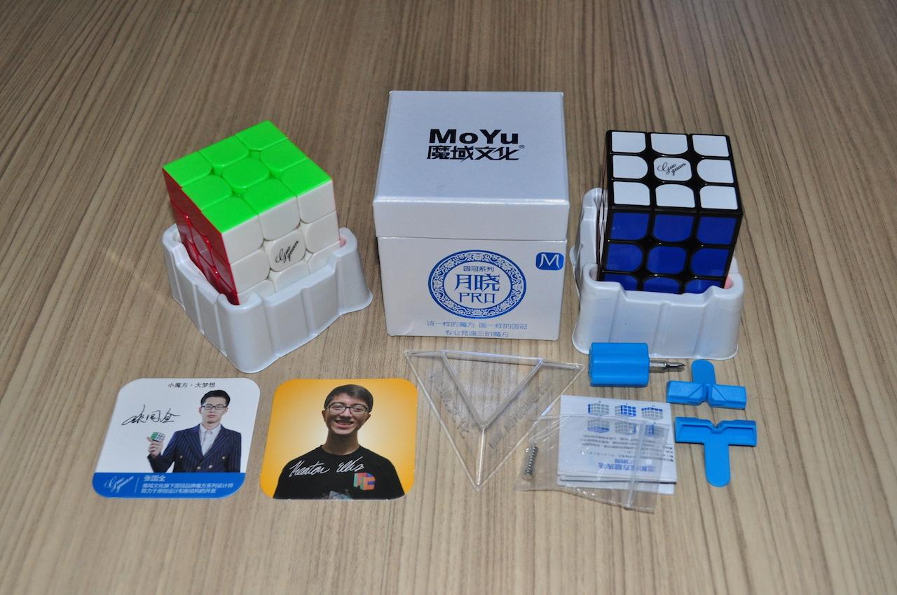 GuoGuan YueXiao PRO M (มีแม่เหล็ก)