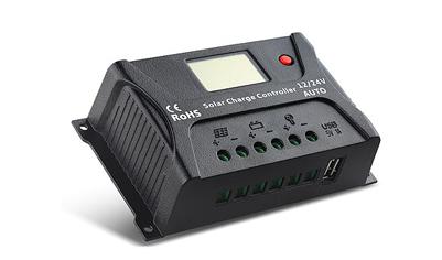 Solar Charge Controller โซล่าชาร์ตคอนโทรเลอร์ Solar Charger 20A