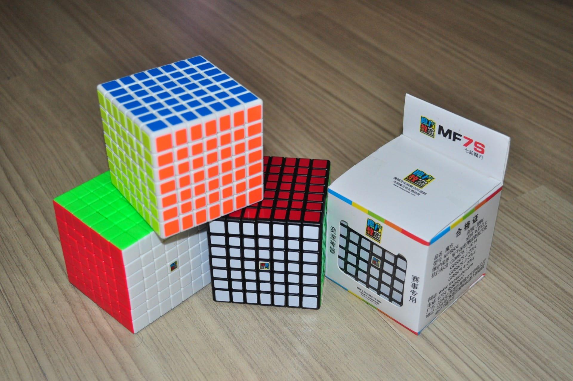 MoFang JiaoShi MF7S 7x7x7