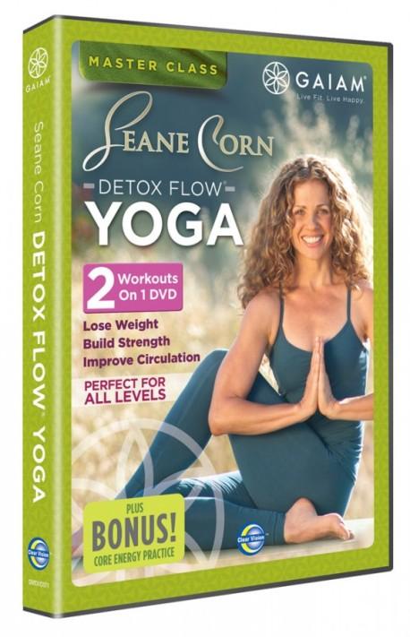 Detox Flow Yoga with Seane Corn