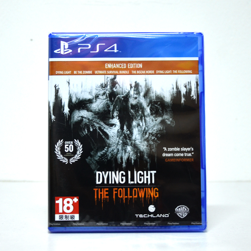 PS4™ Dying Light: The Following - Enhanced Edition Zone 2 eu eng