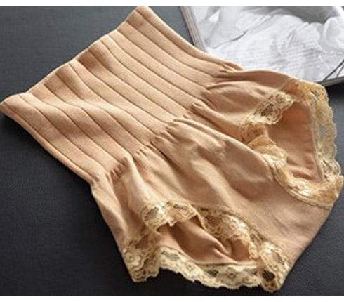 กางเกงในเก็บพุง MUNAFIE สีเนื้อเข้ม ขายเครื่องสำอาง อาหารเสริม ครีม ราคาถูก ของแท้100% ปลีก-ส่ง
