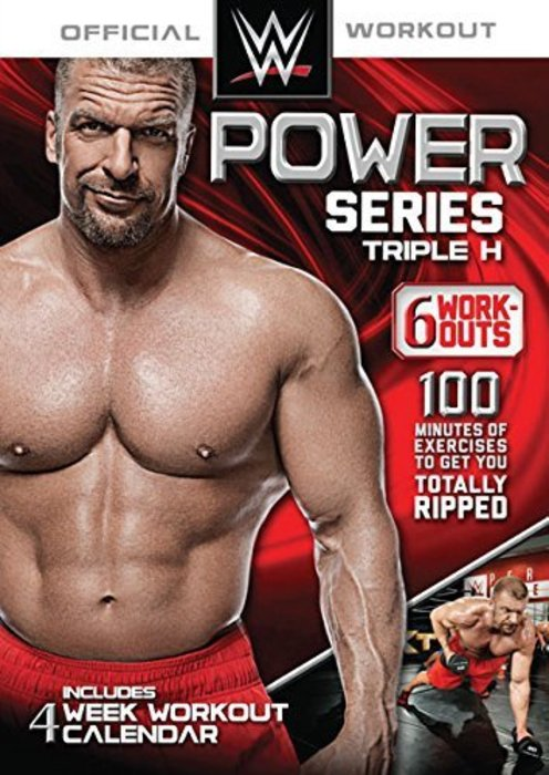 WWE Power Series Triple H Official Workout 2014