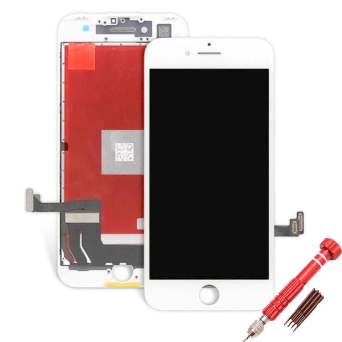 ราคาหน้าจอชุด iPhone 8 Plus แถมฟรีไขควง ชุดแกะเครื่อง อย่างดี