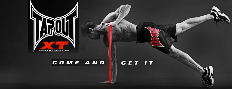 Tapout XT Workouts – Extreme Training MMA 12 DVDs