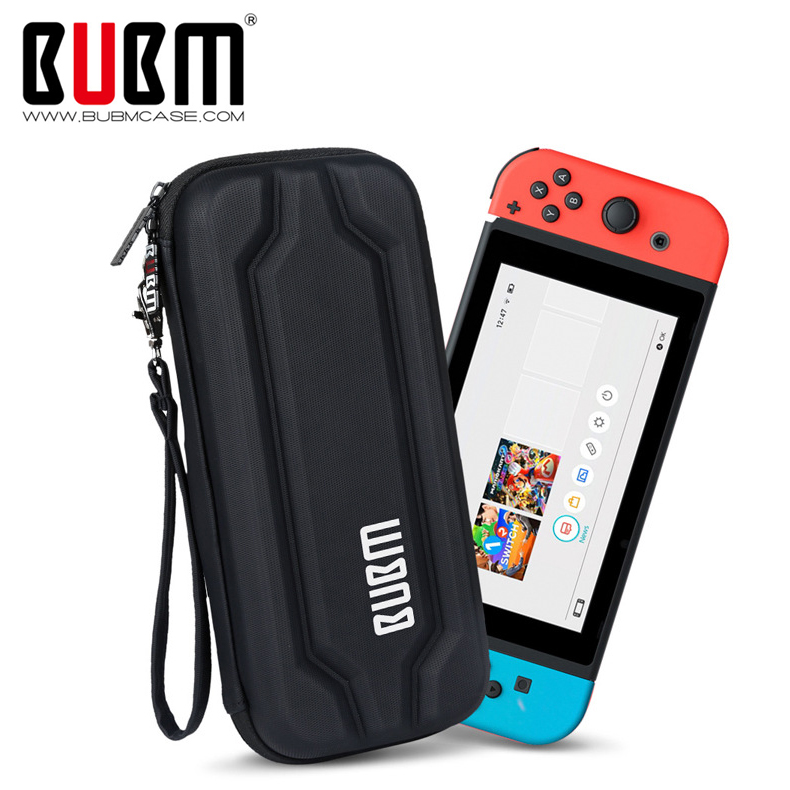 [ขายส่ง] BUBM Nintendo Switch EVA Case Protection Bag กระเป๋ากันกระแทกสำหรับเครื่องนินเทนโดสวิทช์
