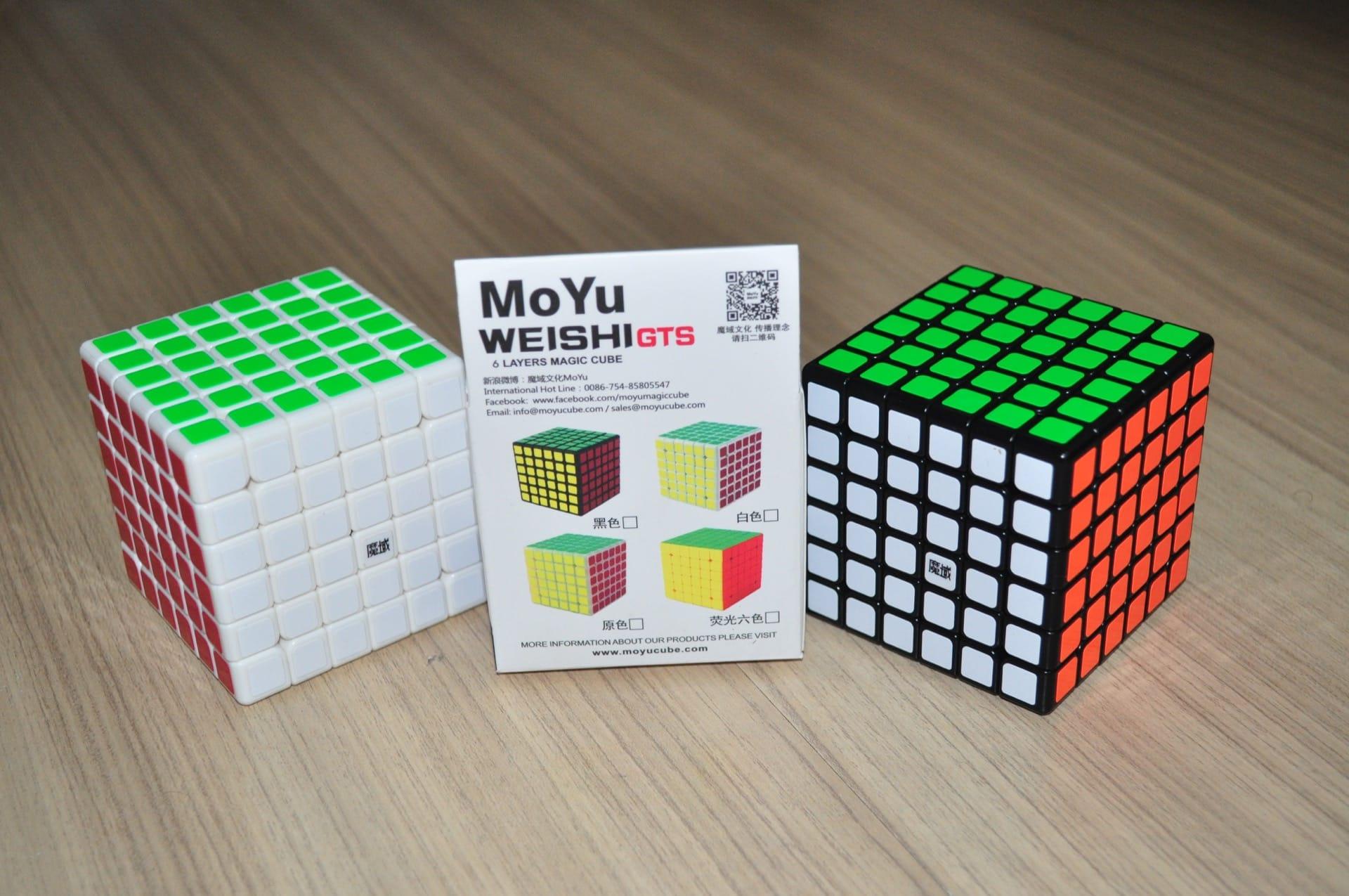 MoYu WeiShi GTS 6x6x6