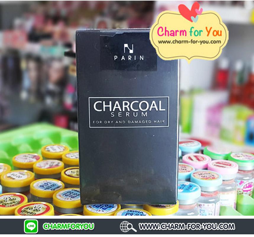 ชาโคล เซรั่ม Charcoal Serum - charm for you ขายส่งเครื่องสำอาง ขายส่งอาหารเสริม ขายส่งสินค้ากระแสความงาม ของแท้ ปลีก-ส่ง