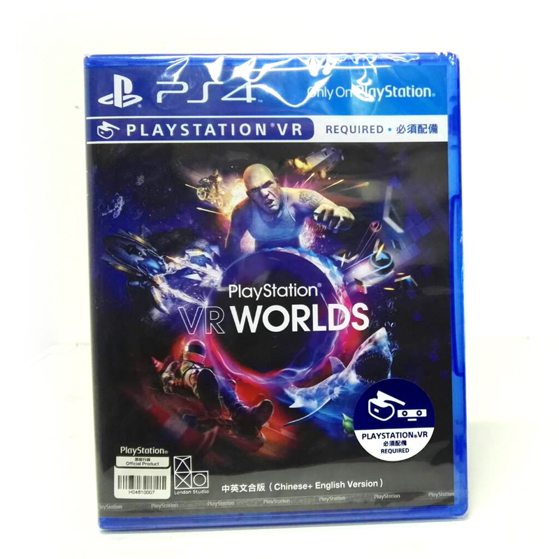 【PS VR】 PS4™ PlayStation VR Worlds Zone 3 Asia / English