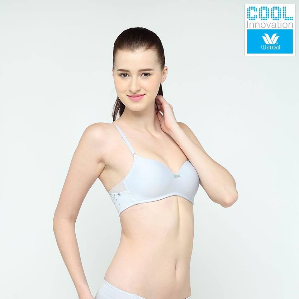 Wacoal Cool Size ฺC70, D70,D75,D80,E70,E75