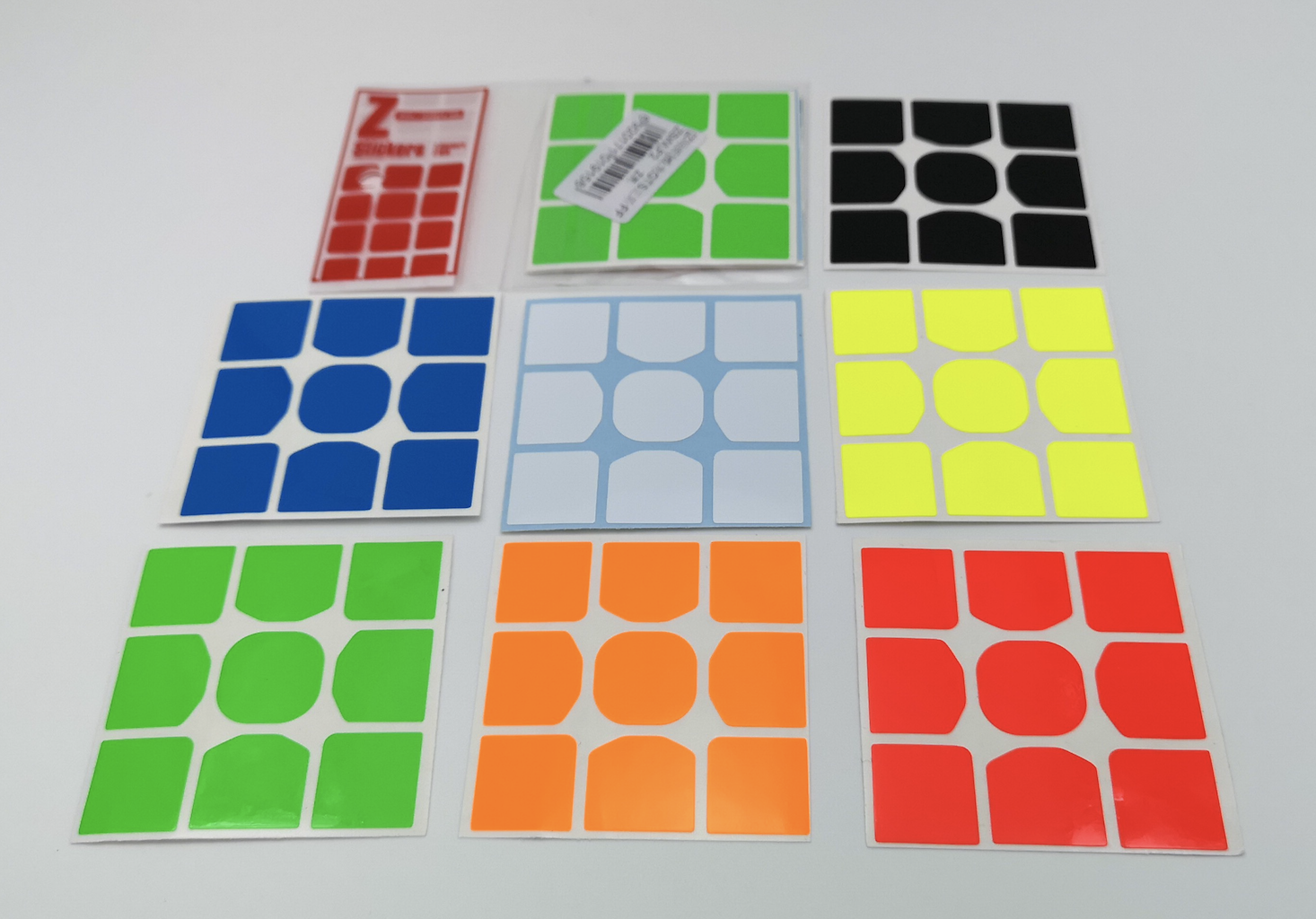 Z-Stickers for WeiLong GTS Z-Bright FF
