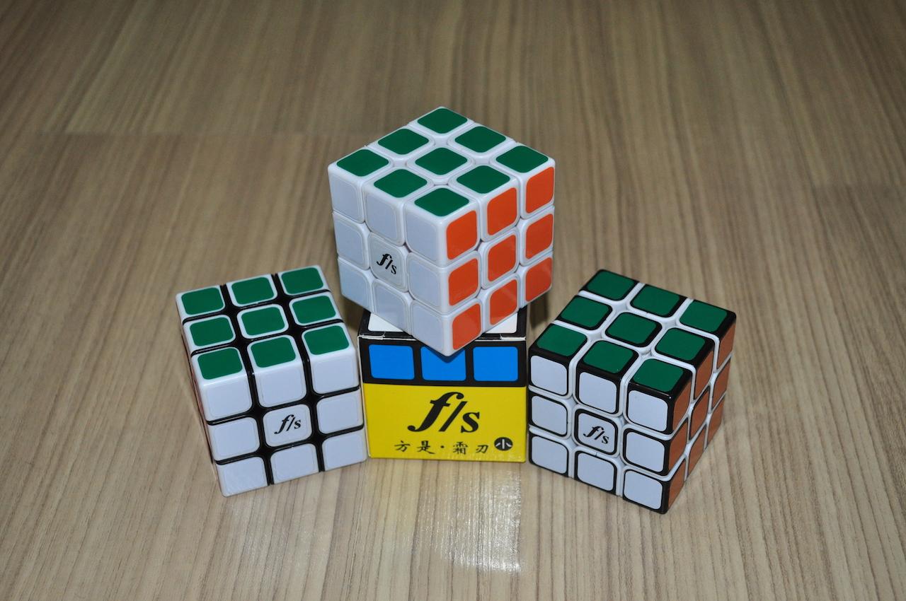 Fangshi Shuangren 3x3x3 54.6mm