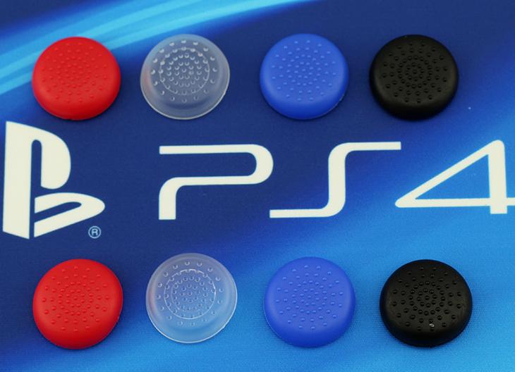 TPU ครอบปุ่มอนาล๊อก จอย PS4