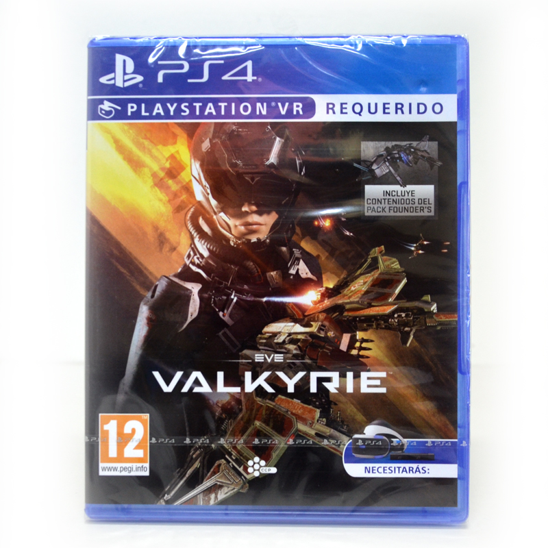 【PS VR】PS4™ EVE: Valkyrie Zone 2 EU / English