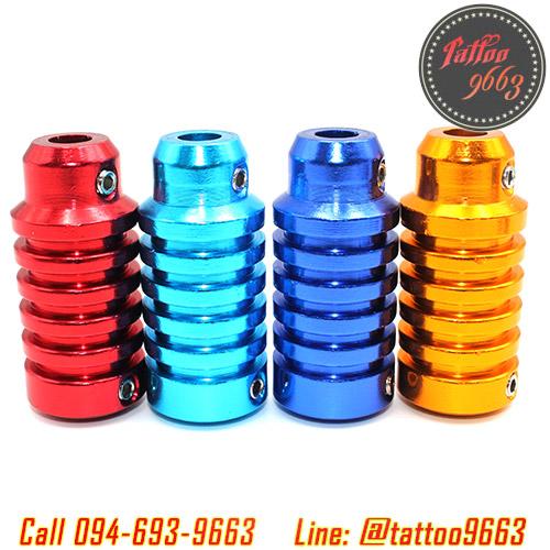 [25MM] กระบอกด้ามจับอลูมิเนียมอัลลอยคละสี กระบอกเข็มสัก กระบอกมือจับ น้ำหนักเบา Professional Lightweight Aluminum Alloys Tattoo Grip