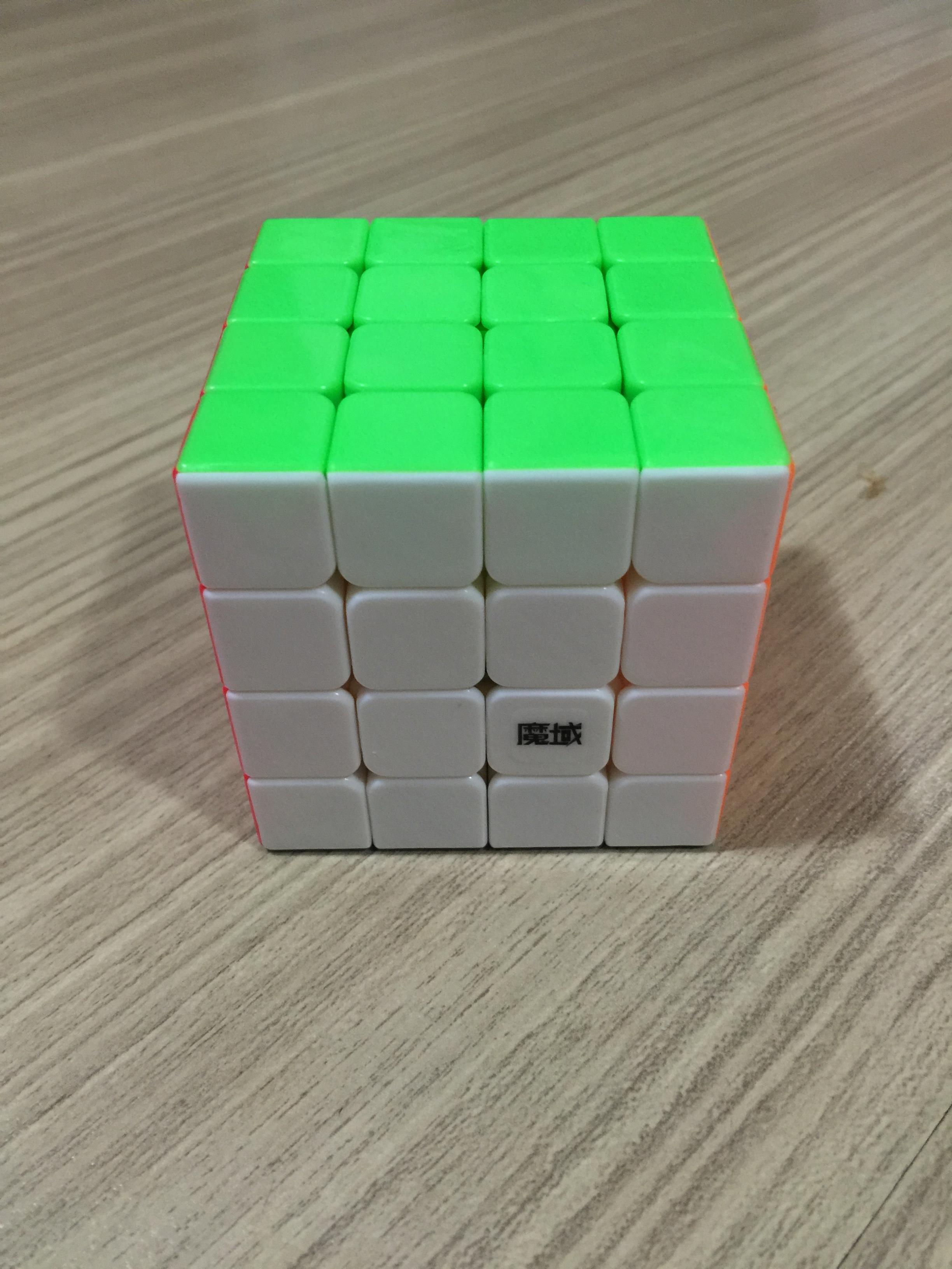 MoYu AoSu 4x4x4 62.5mm Stickerless