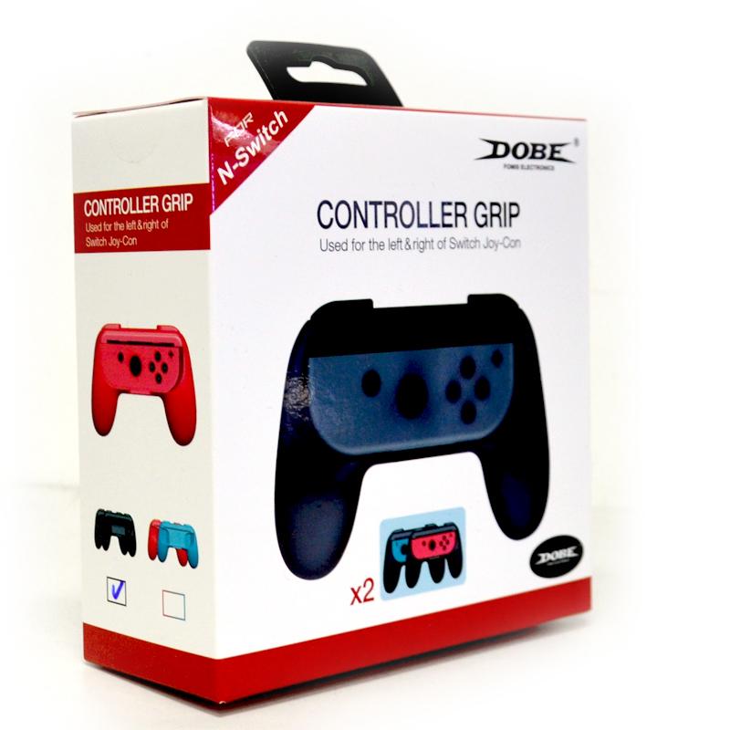 [ขายส่ง] Dobe Joy-Con Controller Grip for Nintendo Switch (TNS-851)