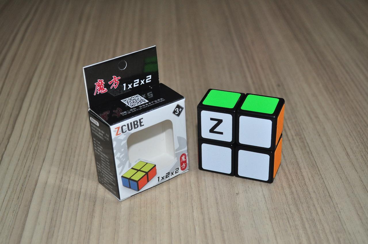 Z-Cube 1x2x2 Black