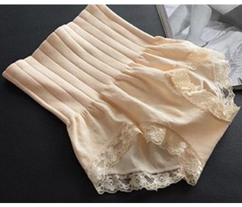 กางเกงในเก็บพุง MUNAFIE สีเนื้ออ่อน ขายเครื่องสำอาง อาหารเสริม ครีม ราคาถูก ของแท้100% ปลีก-ส่ง