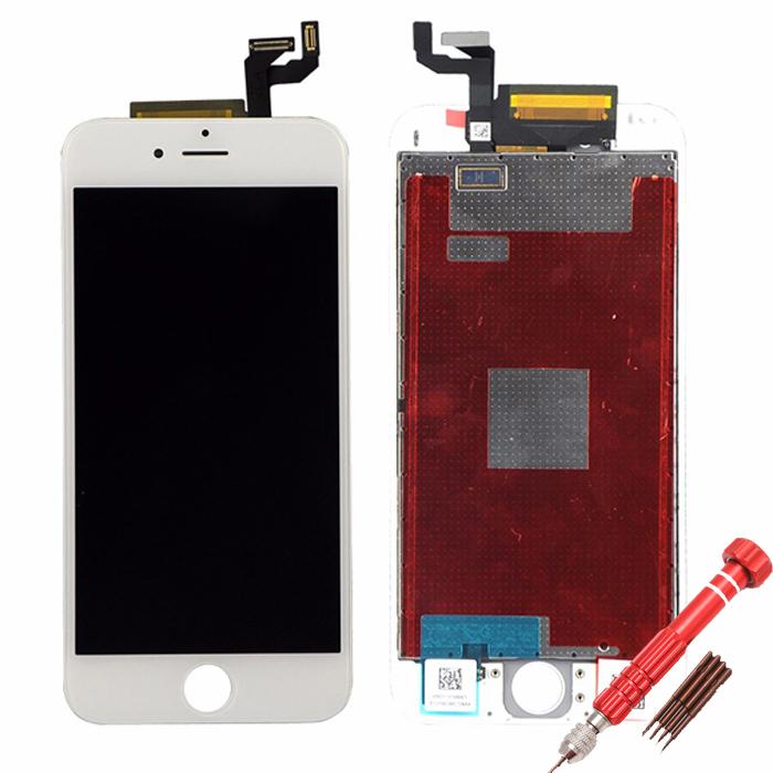 ราคาหน้าจอชุด iPhone 6s แถมฟรีไขควง ชุดแกะเครื่อง อย่างดี
