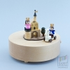 กล่องเพลง Prince Charming ♫ The Sleeping Beauty Op.66 ♫ กล่องดนตรี Wooderful Life