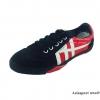 [พร้อมส่ง] รองเท้าผ้าใบแฟชั่น รุ่น Asiasport สีแดงดำ