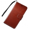 (พรีออเดอร์) เคส Oppo/A77-Flip case หนังสีเรียบ