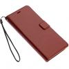 (พรีออเดอร์) เคส ZTE/V7 lite-Flip case หนังสีเรียบ