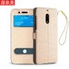(พรีออเดอร์) เคส Nokia/Nokia6-เคสฝาพับแบบมีช่อง