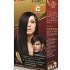 สีผมฟาเกอร์ Farger สีน้ำตาลหม่นม่วง 4/2 ขนาด100มล. สีราสเบอรรี่ Farger Hair Care Expert Permanant Conditioning Cream Dark red brown