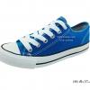 [พร้อมส่ง] รองเท้าผ้าใบแฟชั่น รุ่น 191 สีฟ้า