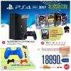 """โปรโมชั่น PS4Pro Asia 2017 """"Special Pack Set"""" PS4Pro + เกมชุดพิเศษ + ของแถม + ส่งฟรี ราคา 17890.-(19-06-2017)"""