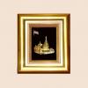 ของที่ระลึก กรอบทองลายไทย A10 G (ขนาด : 5 x 6 นิ้ว )