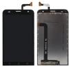 ราคาหน้าจอชุด Asus Zenfone2 Laser ZE550KL สีดำ แถมฟรีไขควง ชุดแกะเครื่อง+กาวติดหน้าจอ